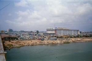 Cotonou : marché Dantokpa