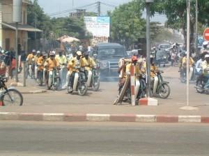 Cotonou : zems