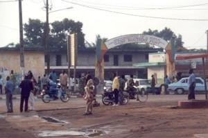 Porto-Novo : gare routière