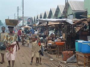 Porto-Novo : marché